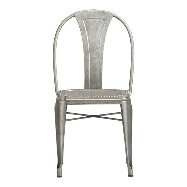 The Metal Cafe Chair | The Inspired Revival